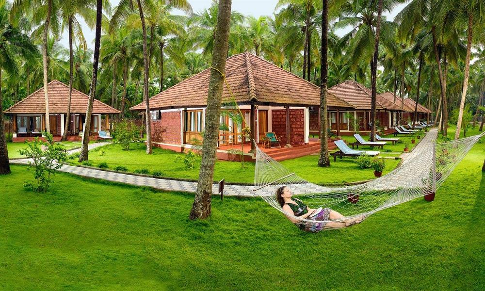 The Nattika Beach Ayurveda Resort  Foto: Lotus Travel Service