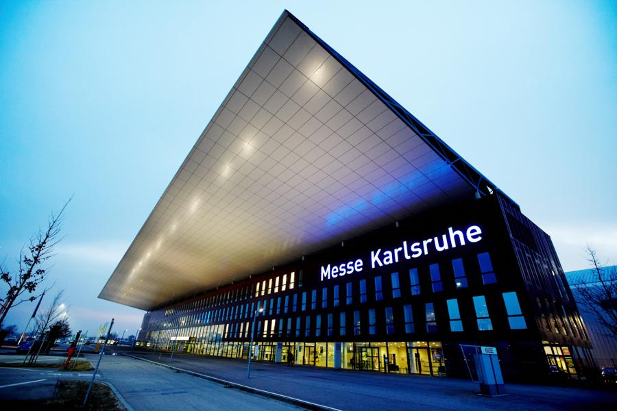 Messe Karlsruhe: Photo: KMK