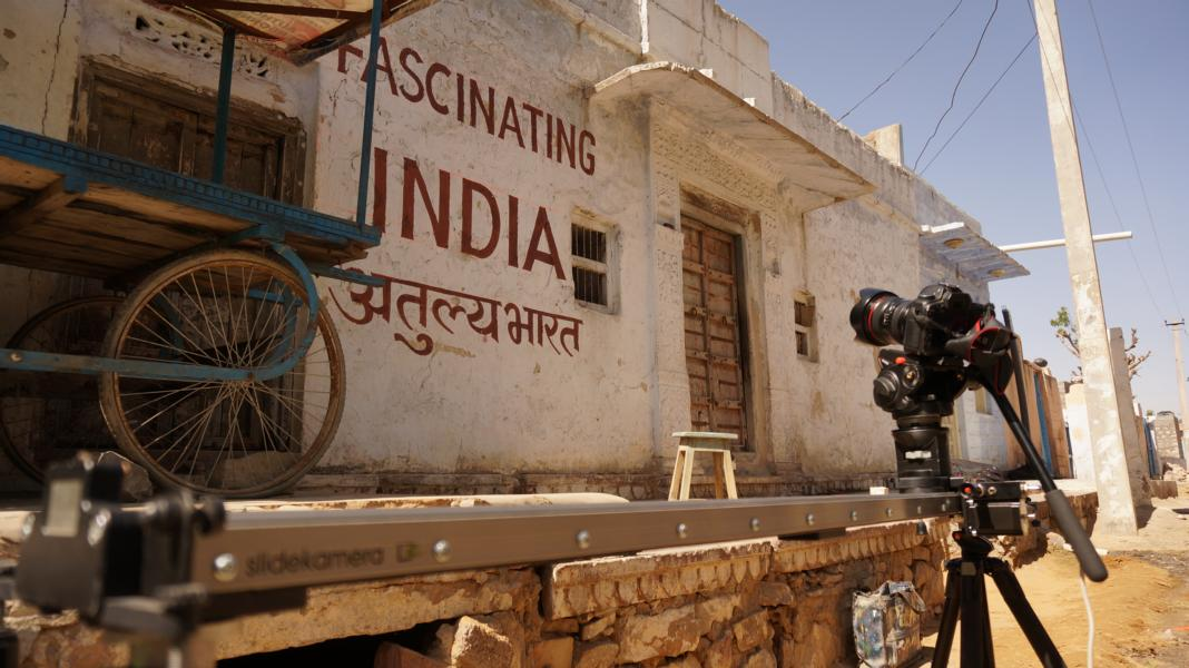 Film Faszinating India Foto: Busch Media Group/www.fascinatingindia.de