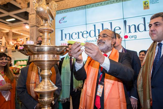 Shri K. J. Alphons, Minister of State  Photo: Ministry of Tourism