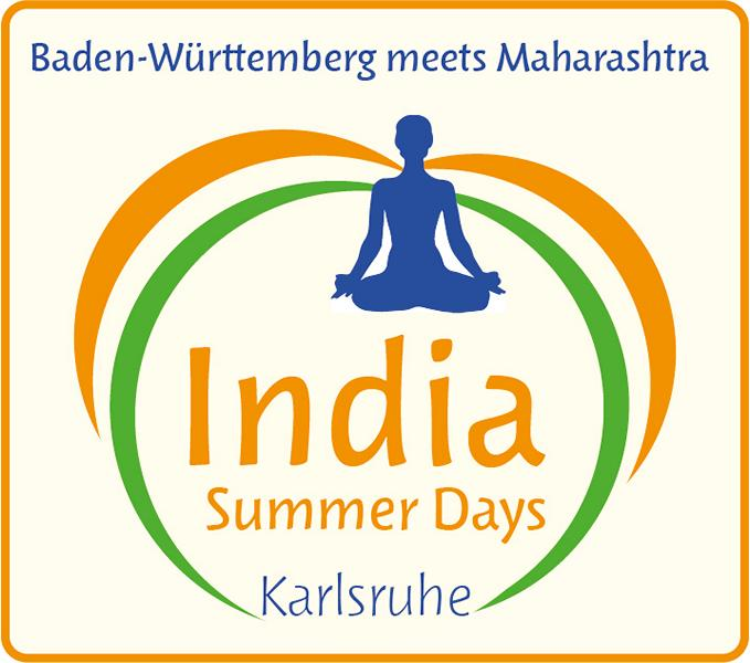 "Logo ""India Summer Days"""